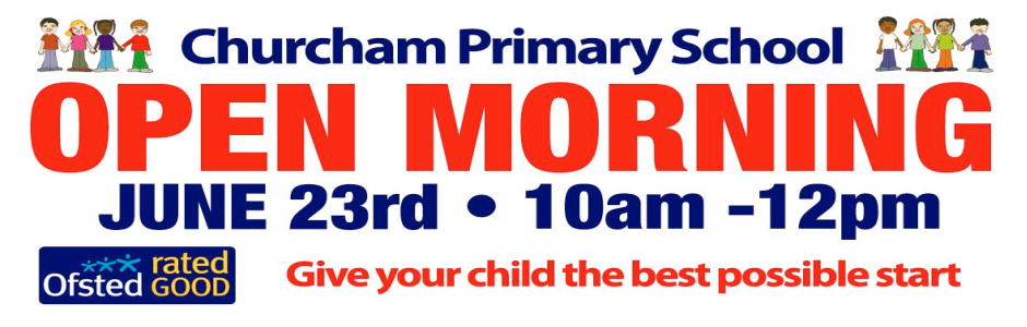 Churcham Primary School Open Day